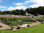 Kitchen Garden Fyvie Castle - geograph.org.uk - 507913.jpg