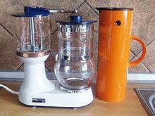 Kaffeemaschine auf Kaffeemaschinentest