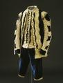 Kläder till kammarpagelivré i svenska dräktens modell, från Gustav IIIs hov - Livrustkammaren - 81923.tif