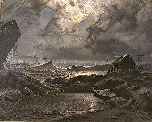 Knud Baade - Image: Knut Baade (Stormnatt)