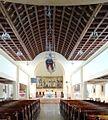 Kościół ewang., ob. rzym.-kat. par. p.w. Chrystusa Króla, 1788-1792, 1881 - wnętrze (2).JPG