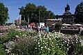 Koblenz im Buga-Jahr 2011 - Blumenhof am Deutschen Eck 14.jpg