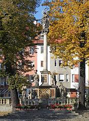 Marian Column in Kłodzko