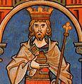Konrad III Miniatur 13 Jahrhundert (cropped).jpg