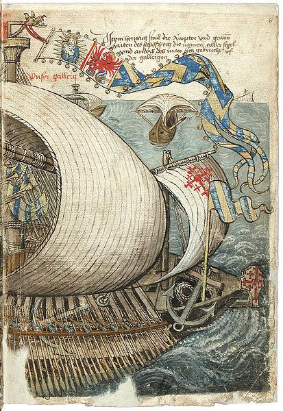 File:Konrad von Grünenberg - Beschreibung der Reise von Konstanz nach Jerusalem - Blatt 6r - 017.jpg