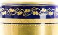 Kopp med fat. Sorgental. Detalj mönster - Hallwylska museet - 87137.tif