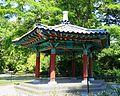 Korean Hexagonal Pavilion - VanDusen Botanical Garden - Vancouver, BC - DSC06824.jpg