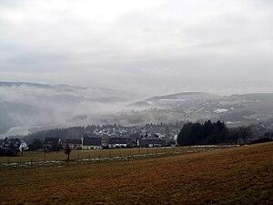 Korlingen - Image: Korlingen Gutweiler