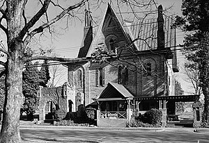 Korner's Folly - Image: Korner's Folly, 271 South Main Street, Kernersville (Forsyth County, North Carolina)