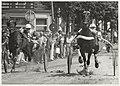 Kortebaandraverij in de Zeestraat als sluitstuk van de Zandvoortse Week van het Paard. NL-HlmNHA 54015602.JPG