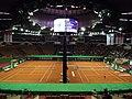 Korty tenisowe w Spodku (8715009956).jpg