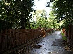 Улица крамского москва