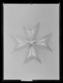 Kraschan för kommendör av Nordstjärneorden, Sverige, enligt 1952 års statuter - Livrustkammaren - 79753.tif