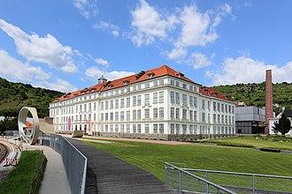 Danube University Krems - Danube University, old building
