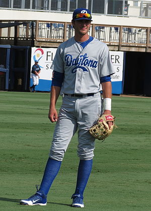 Kris Bryant - Bryant with the Daytona Cubs in September 2013