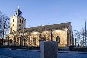 Christina Church - Image: Kristine kyrka, Jönköping