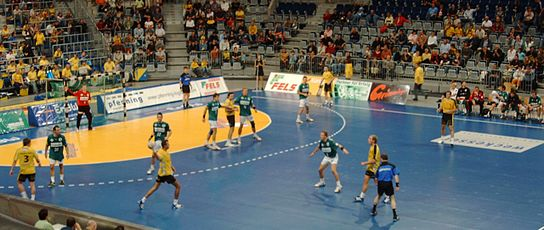 Carte Bleue Handball.Juge Arbitre Handball Wikipedia