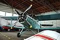 Krosno, letiště, exponáty hangáru IV.jpg