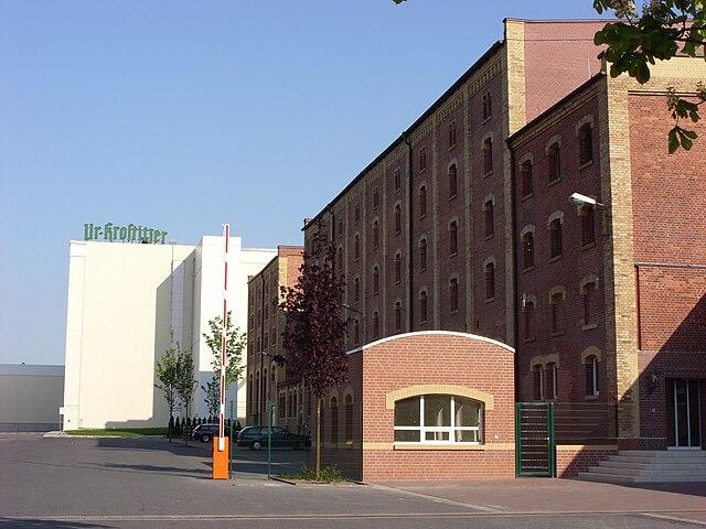 Datei:Krostitzer Brauerei - Gebäude.jpg