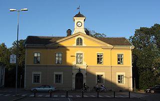 Kristinehamn Place in Värmland, Sweden