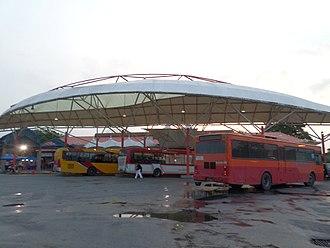 Kulai District - Kulai Bus Terminal