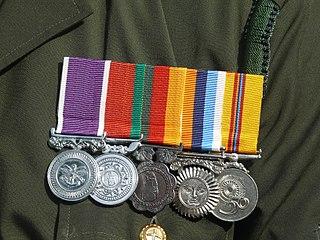 Military awards and decorations of Sri Lanka