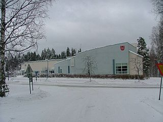 Konnevesi Municipality in Central Finland, Finland