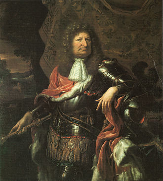 Nine Years' War - Frederick William, Elector of Brandenburg (1620–88). He was succeeded by his son, Frederick, who proved to be one of William of Orange's most loyal allies.