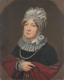Princess Wilhelmina Caroline of Denmark Landgravine consort of Hesse-Kassel