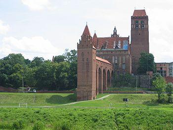 The Marienwerder Bishop's Castle