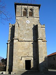 The church in Lérigneux