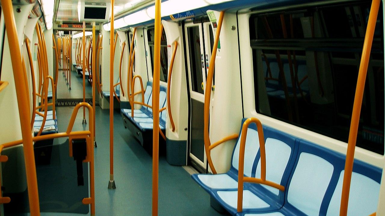Serie 3000 interior