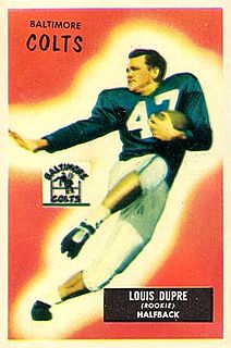 L. G. Dupre American football player