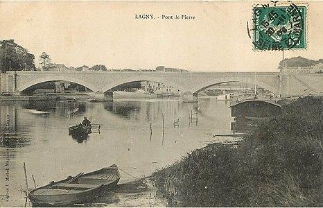 L3158 - Lagny-sur-Marne - Pont de pierre.jpg