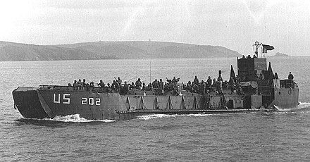 LCT-202 off the coast of England, 1944. LCT202.jpg