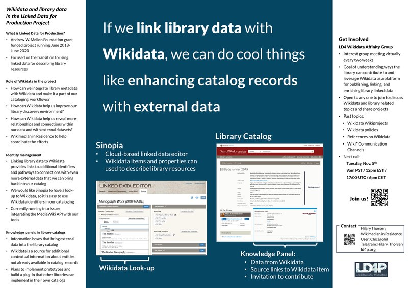 File:LD4P WikidataCon Poster.pdf