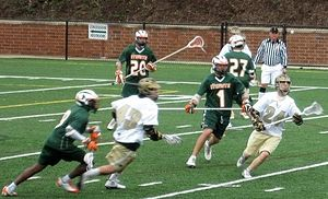 Lindenwood Lions - LU Lacrosse vs. University of Miami (FL)