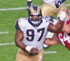 La'Roi Glover - Image: La'Roi Glover in 2007