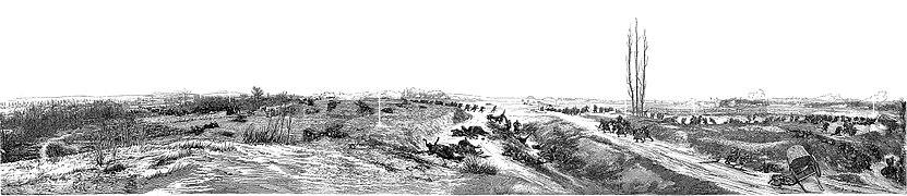 La Bataille de Champigny, Édouard Detaille part (cleaned).jpg