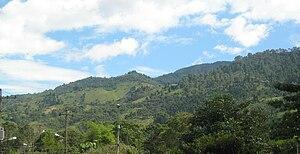 La Estrella, Antioquia - Image: La Estrella Geografia