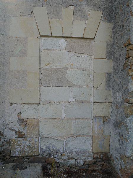 Ancienne porte.