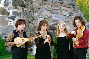 Early music festivals - Image: La Morra at Sastamala Gregoriana