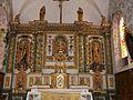 La Tour-d'Auvergne église St Pardoux retable.JPG