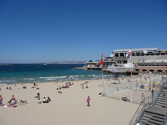 Марсель и Канны вошли в топ-100 лучших пляжных курортов Европы