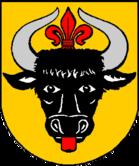 Das Wappen von Laage