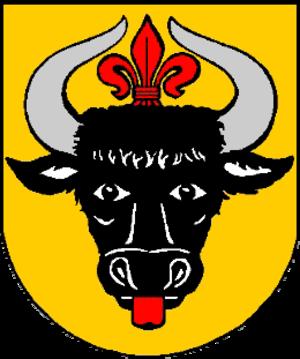 Laage - Image: Laage Wappen