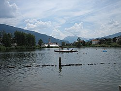 Laaxersee  Lag Grond -