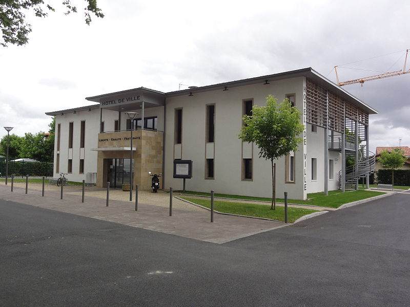 Labenne (Landes) mairie