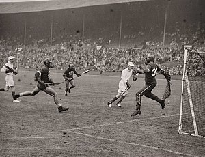 Lacrosse at the 1948 Summer Olympics - Lacrosse at the 1948 Summer Olympics