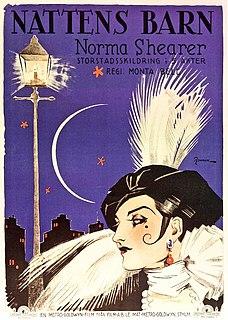 <i>Lady of the Night</i> 1925 film